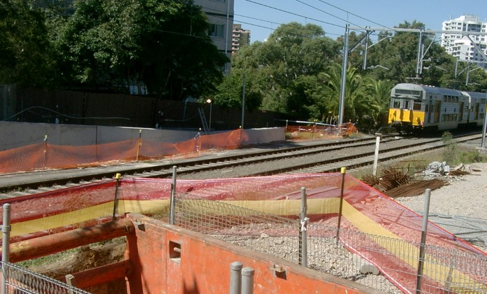Cronulla Rail Duplication Project